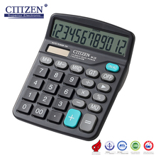most popular GTTTZEN M-28 12 digits dual power scientific mini calculator high quality