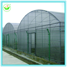 Manufacturer Agriculture poly tunnel plastic film greenhouse