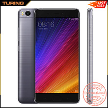 Xiaomi Mi5S Mi 5S Luxury Soloking China 4GB Ram Cell Flat Mobile Phone 4GB RAM 128GB ROM Android 5.1 Quad Core 12MP