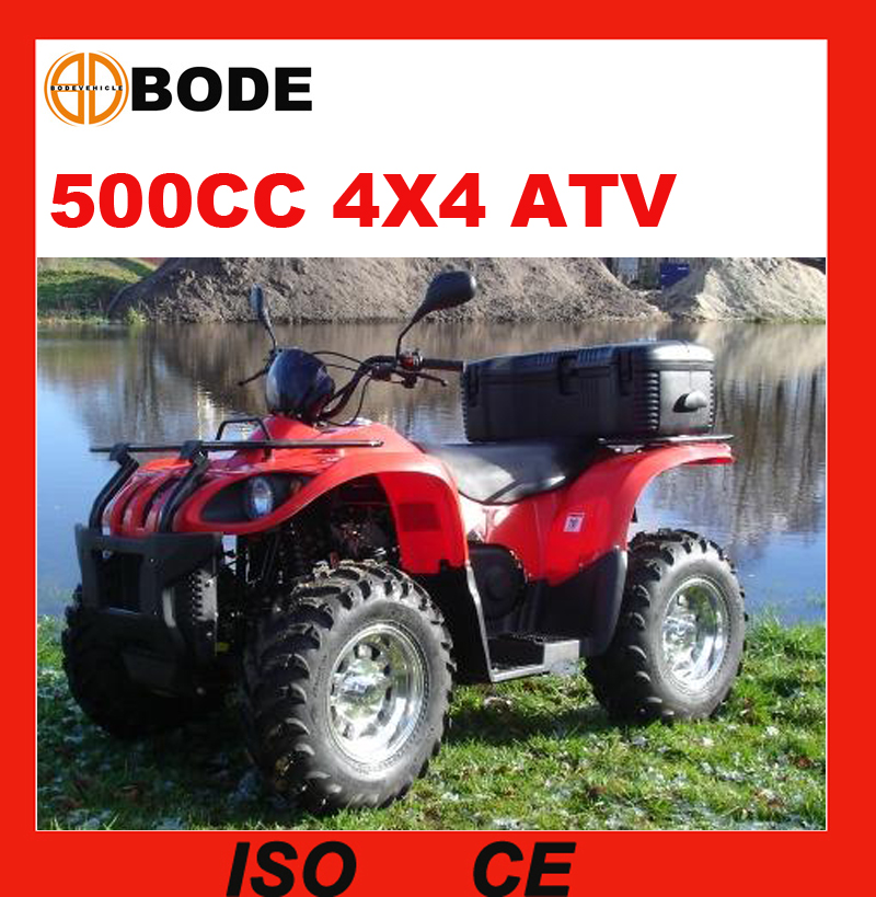 EEC 500CC 4 Wheel Drive ATV with Cheap price