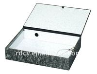 Top sale A4 Marble Rigid Box File