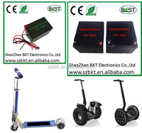 electric scooter battery 12v 30ah LiFePO4 12v lithium ion battery