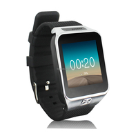 cheapest High quality 2017 touch screen 3G wrist android bluetooth watch tv