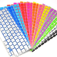 Silicone Waterproof Laptop Custom Silicone Keyboard