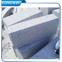 high quality granite curbing stone with beveled edge