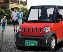 electric automobile made in china 2 seater electric mini car