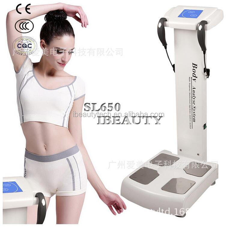 body fat analysis scales/digital body fat scale/body fat measurement device bmi height weight machine