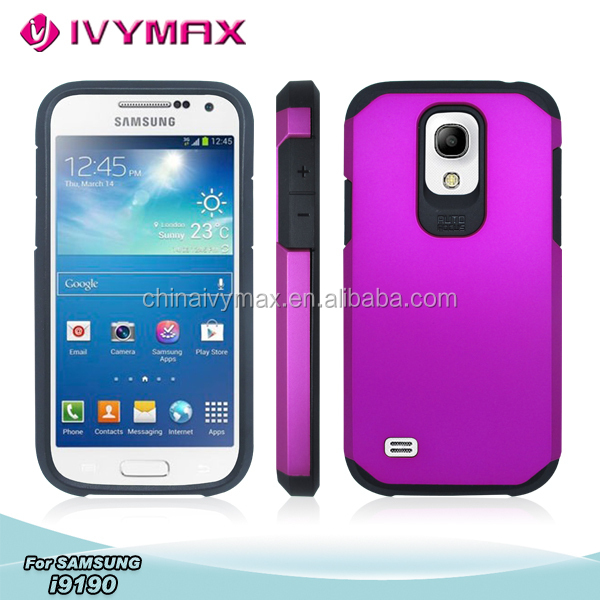 covers for samsung galaxy S3 mini cell phone cases factory in guangzhou