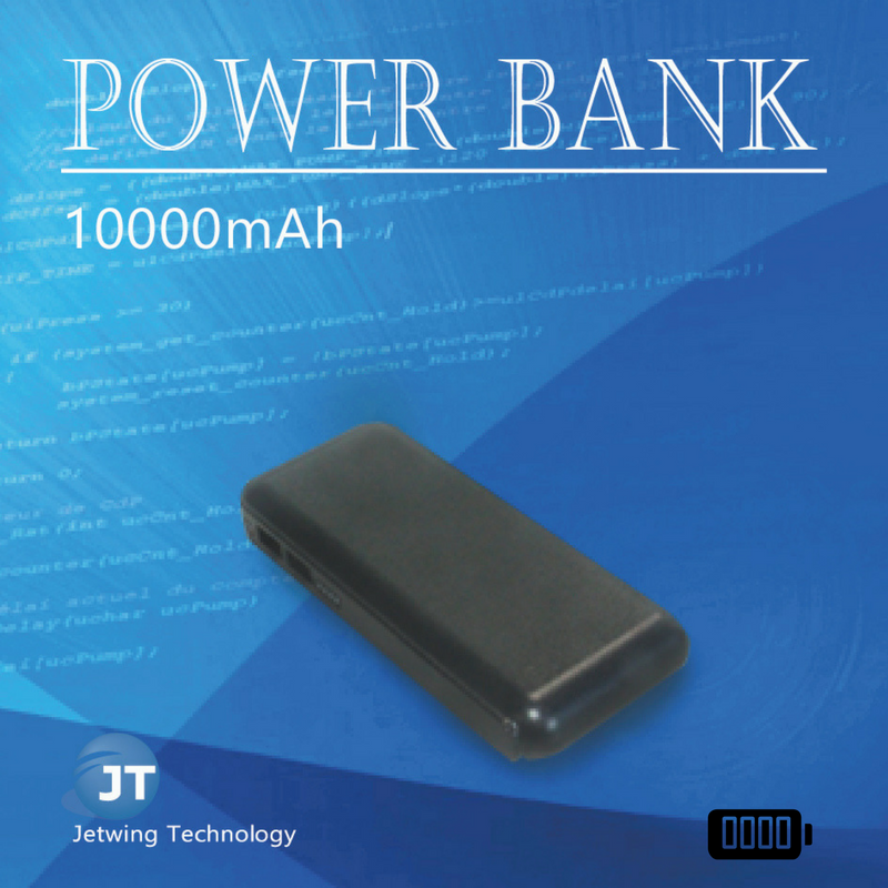 Hot selling new design silm usb 10000 mah power bank for mobile phone