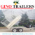 Heavy duty hydraulic tipper trailer with drop side down