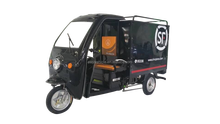Cargo/Express/TukTuk Electrical Tricycle/Bajaj E-rickshaw