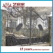 New design iron gate,different design of gate colors,latest main gate designs