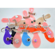2013 PVC Sandals Women Jelly Sandals