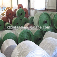 Coated PP/PE Colored Woven Fabric Roll