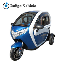 3 wheel electric tricycle three seat cargo trike