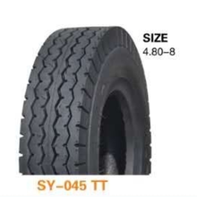 China Wholesale Supplier Hot Sale Natural Rubber Motorcycle Tyre 4.80-8 Good Quality Tire Motorcycle Tyre 2.50X18