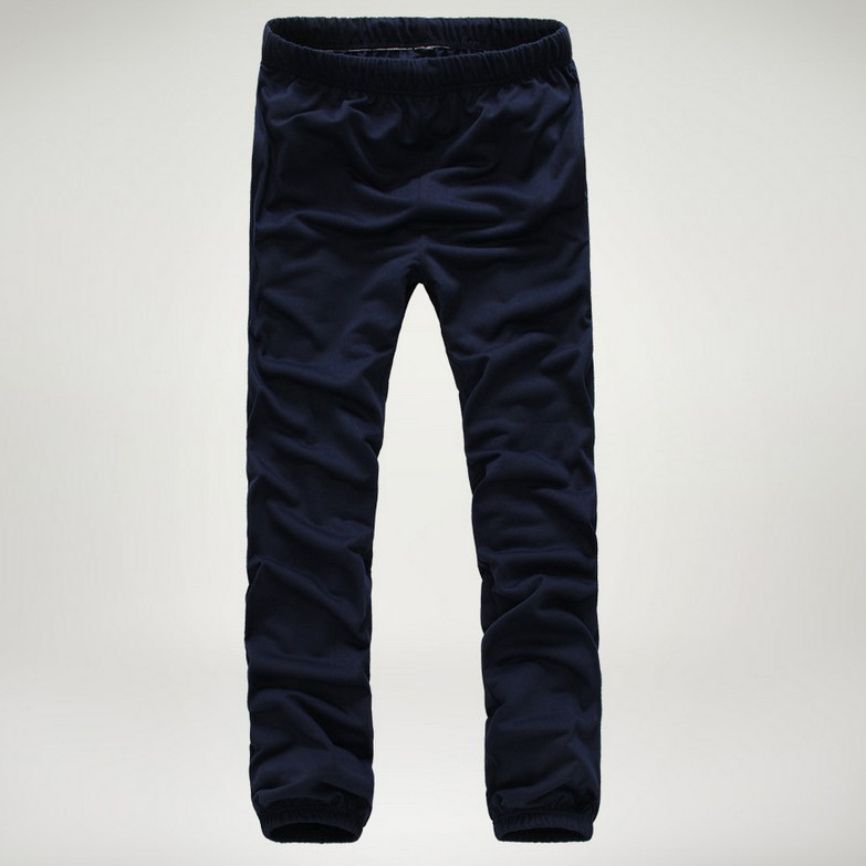 Custom cotton formal running casual jogger sport track pants men