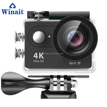 2016 New Action camera waterproof Wireless BT 1080p full hd sport camera wifi travel for sports smart camera made in china