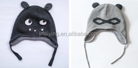 Funny Face Animal Knitted Hat