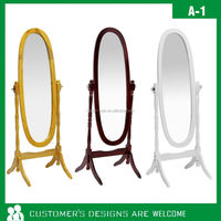 Eco-Friendly antique economical antique cheval mirrors