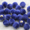 Wholesale 16MM Faux Mink Fur Pompon