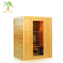 Factory supply home portable infrared sauna room with parts