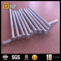 attractive price roofing nail, concrete nail with groove shank, concrete nails 1 inch 2 inch stainless steel