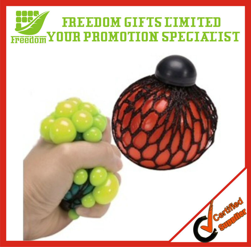 Unique And Fashional Style Top Quality Kids Mesh Stress Ball
