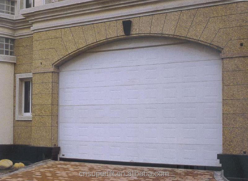 Black keys automatic garage door european standard for European garage doors