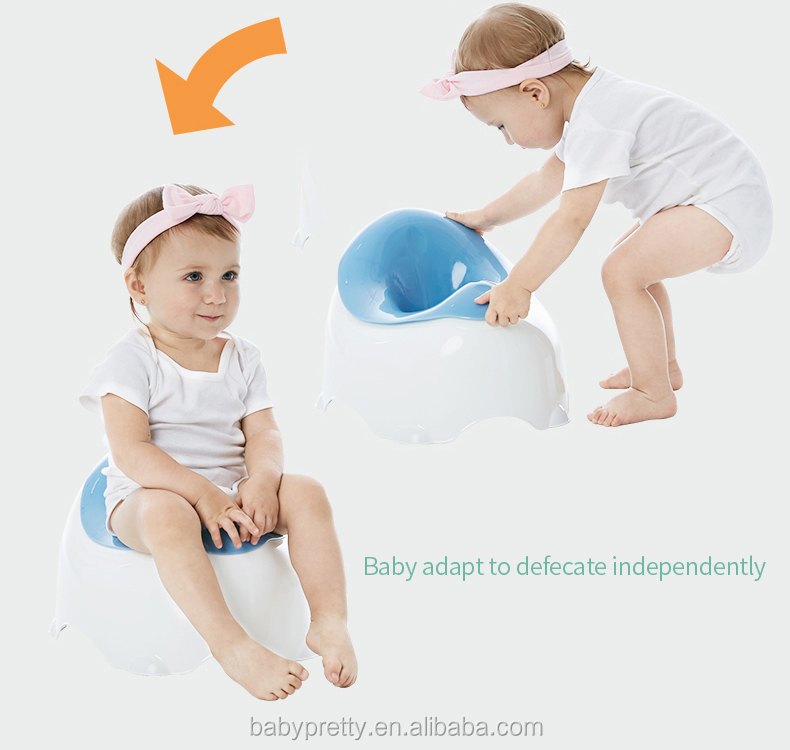 Baby potty hot selling portable toilet for baby