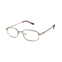 Hot Sale promotion metal frame reading glasses