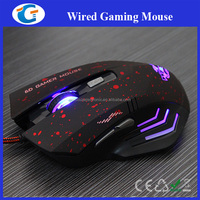 1600 DPI 6D LED Optical USB Wired Gaming Game Mouse Mice For PC Laptop