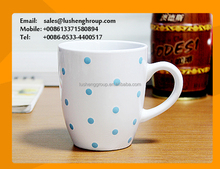 custom logos tall ceramic coffee mugs travel home portable porcelain made in China