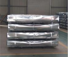 0.23mm thick metal sheet corrugated galvanized metal steel/galvanised steel sheets/coils/plate for roofing