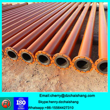 Anti-corrosion polyurethane lined steel pipe from china