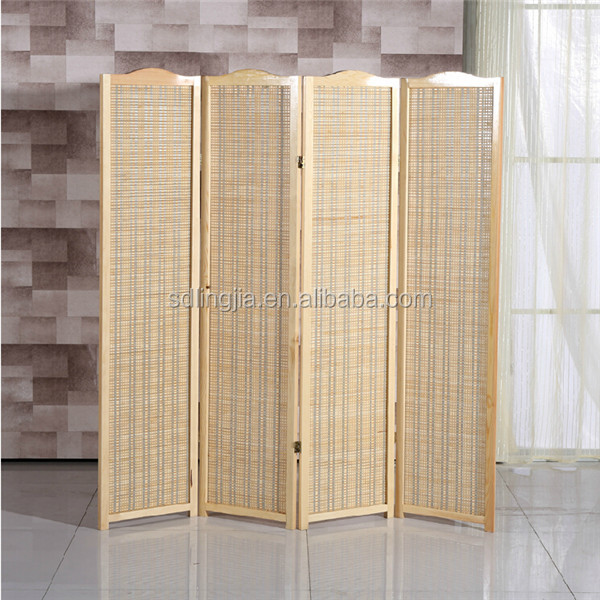 Mdf Decorative Panel Wood Hospital Partition Indoor Bamboo Screen