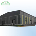 Hengxin steel structure economic prefab 1500 sqm workshop and warehouse for sale