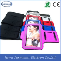 Outdoor sport cycling Cell Phone Case Bag Sport Gym Running Armband Case