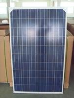 poly solar panels 290w solar cell 6 inch with high efficiency