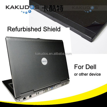 Armor shield refurbished skin for Dell , notebook refurbished shield renew skin