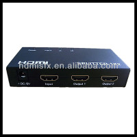 the best buy 1 in 2 out HDMI Splitter HDCP 1.2 protocol compliant