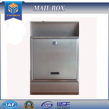High-Quality Stainless Steel Flower Kids Letter Box Door