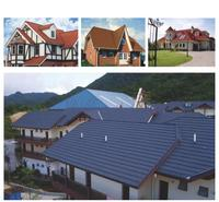 asphalt roofing shingle /insulated panels for roofing /stone coated