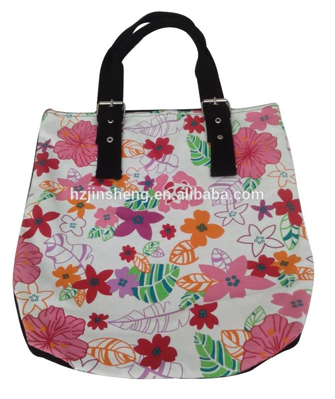 2017 cheap fancy cute tote beach bags for wholesale
