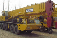 100ton used kato truck crane, building/construction crane 100ton,secondhand kato tyre/hydraulic crane 100 ton for sale