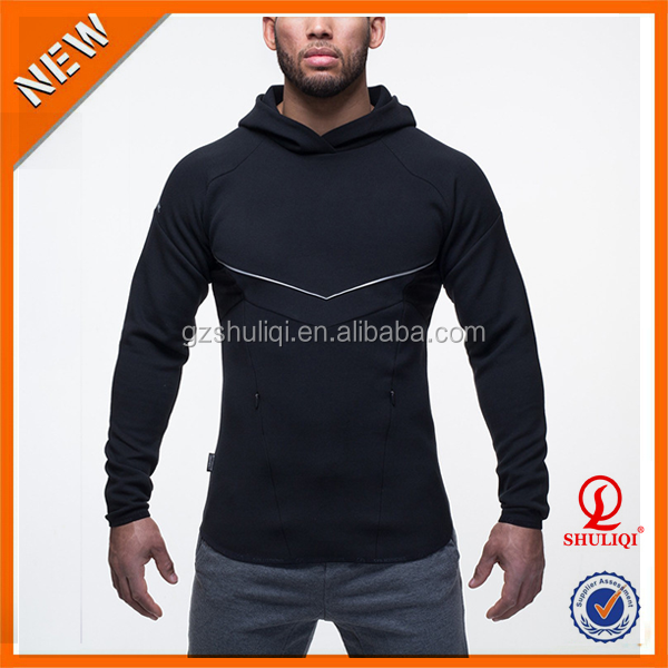 2016 high quality printing and embrodered owm logo hoodies for men /cotton xxxxl custom hoodie from China H-2183