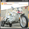 Good supplier 1000W tipper electric cargo motorized tricycle for adult
