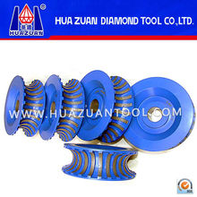 Huazuan High Working Efficiency Diamond Grinding Wheel Glass