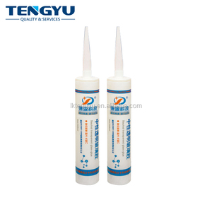 glass silicone sealant fast dry window door glazing
