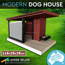 Modern Outdoor Wholesale Dog Cage/Wooden Dog House
